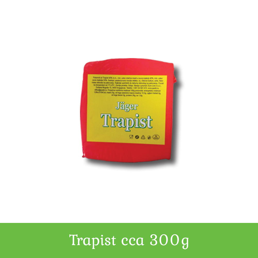 trapist cca 300g